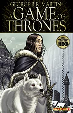 George R.R. Martin's A Game Of Thrones: The Comic Book #4