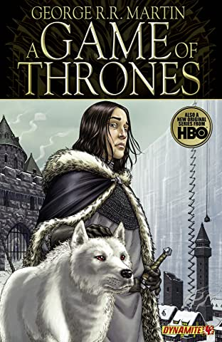 George R.R. Martin's A Game Of Thrones: The Comic Book No.4