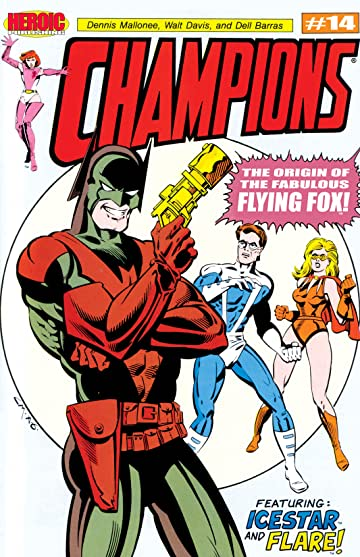 Champions #14