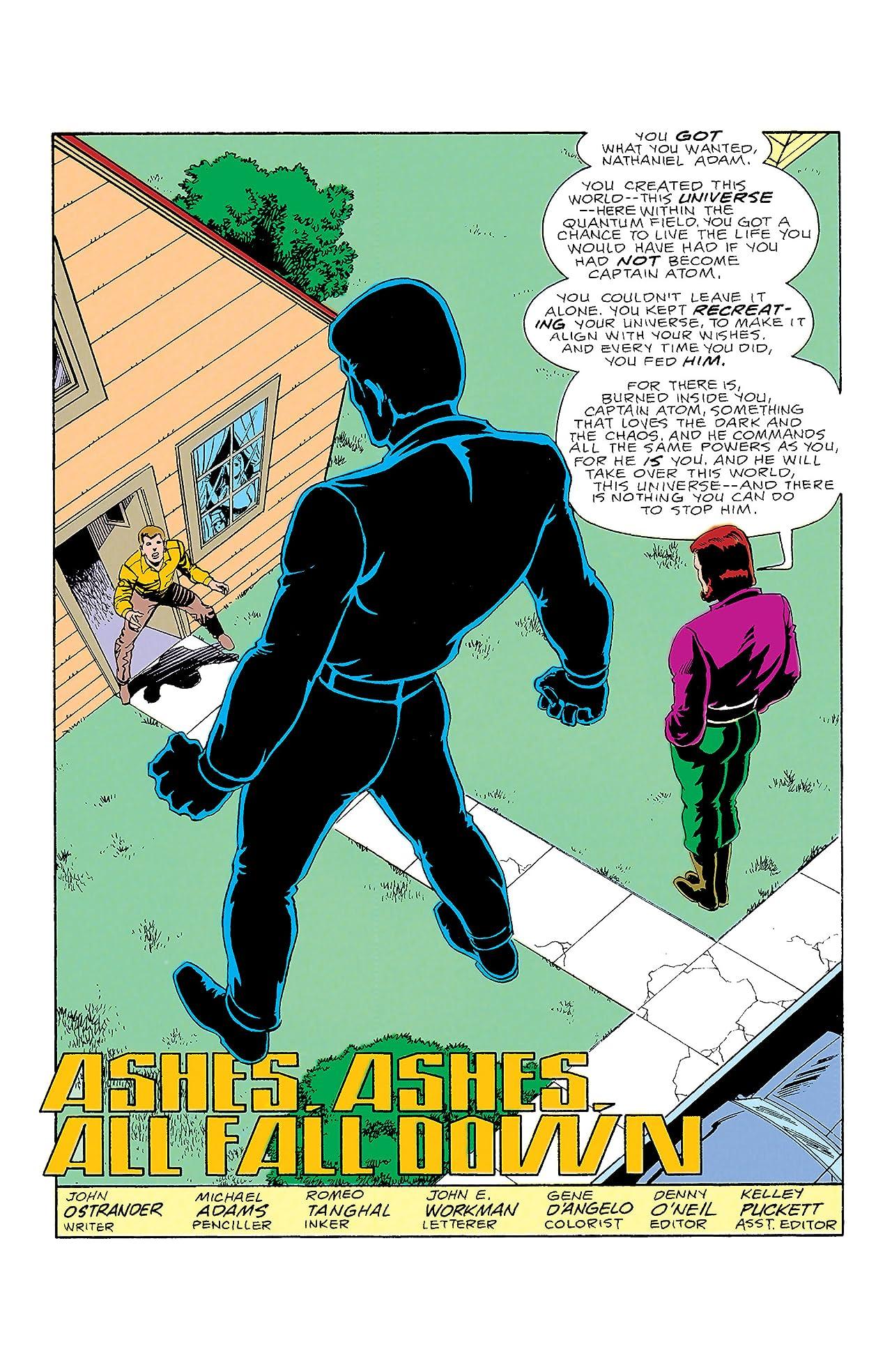 Captain Atom (1986-1991) #56