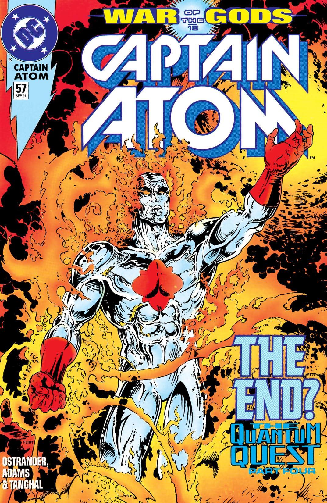 Captain Atom (1986-1991) #57