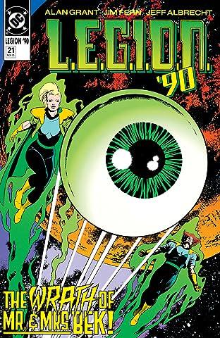 L.E.G.I.O.N. (1989-1994) #21