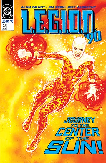 L.E.G.I.O.N. (1989-1994) #22