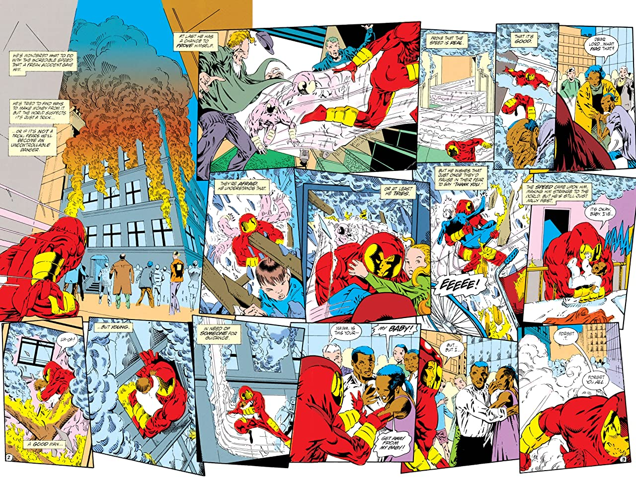 Justice League International (1990): Annual #5