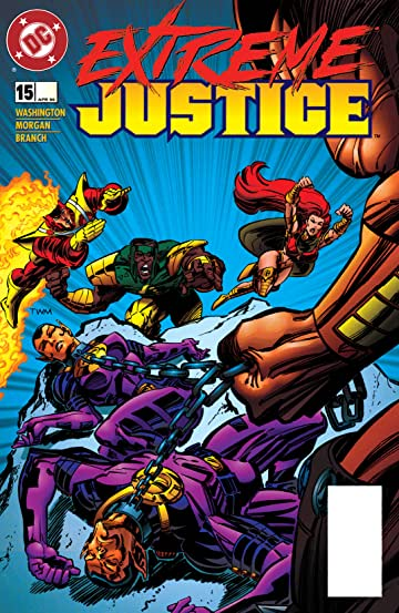 Extreme Justice (1995-1996) #15