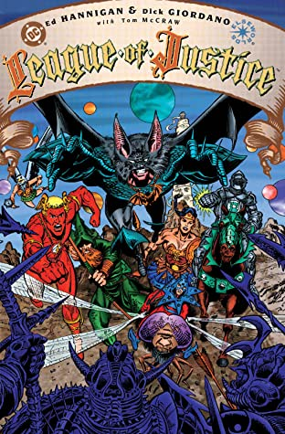 League of Justice (1995-1996) #1