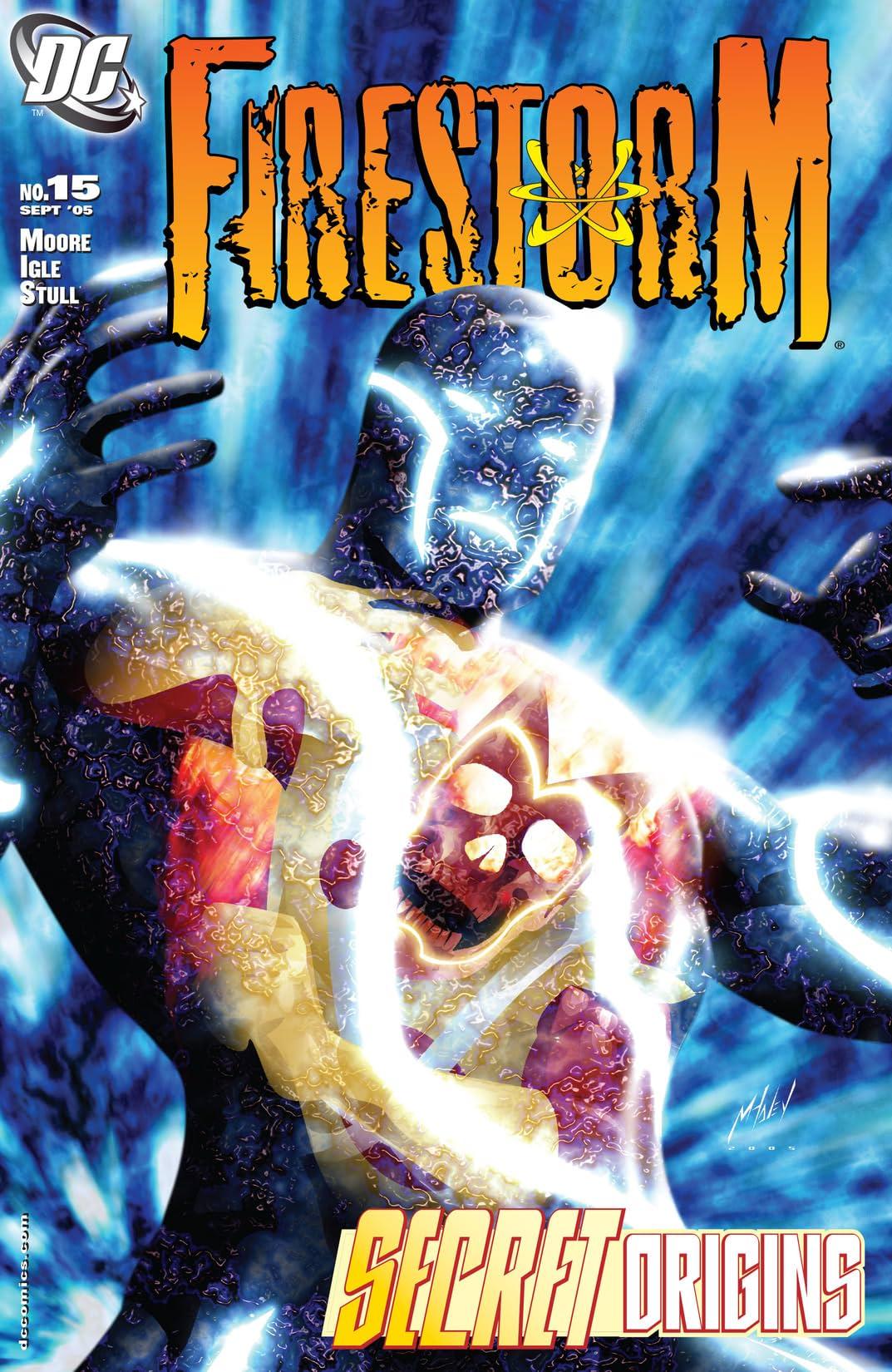 Firestorm (2004-2007) #15