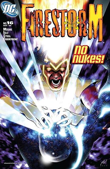 Firestorm (2004-2007) #16