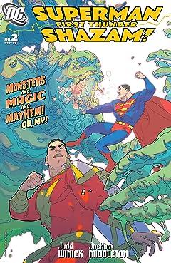 Superman/Shazam!: First Thunder (2005-2006) #2