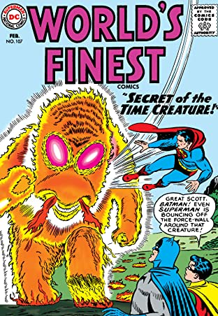 World's Finest Comics (1941-1986) #107