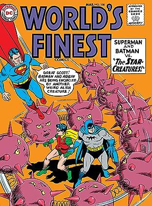 World's Finest Comics (1941-1986) #108
