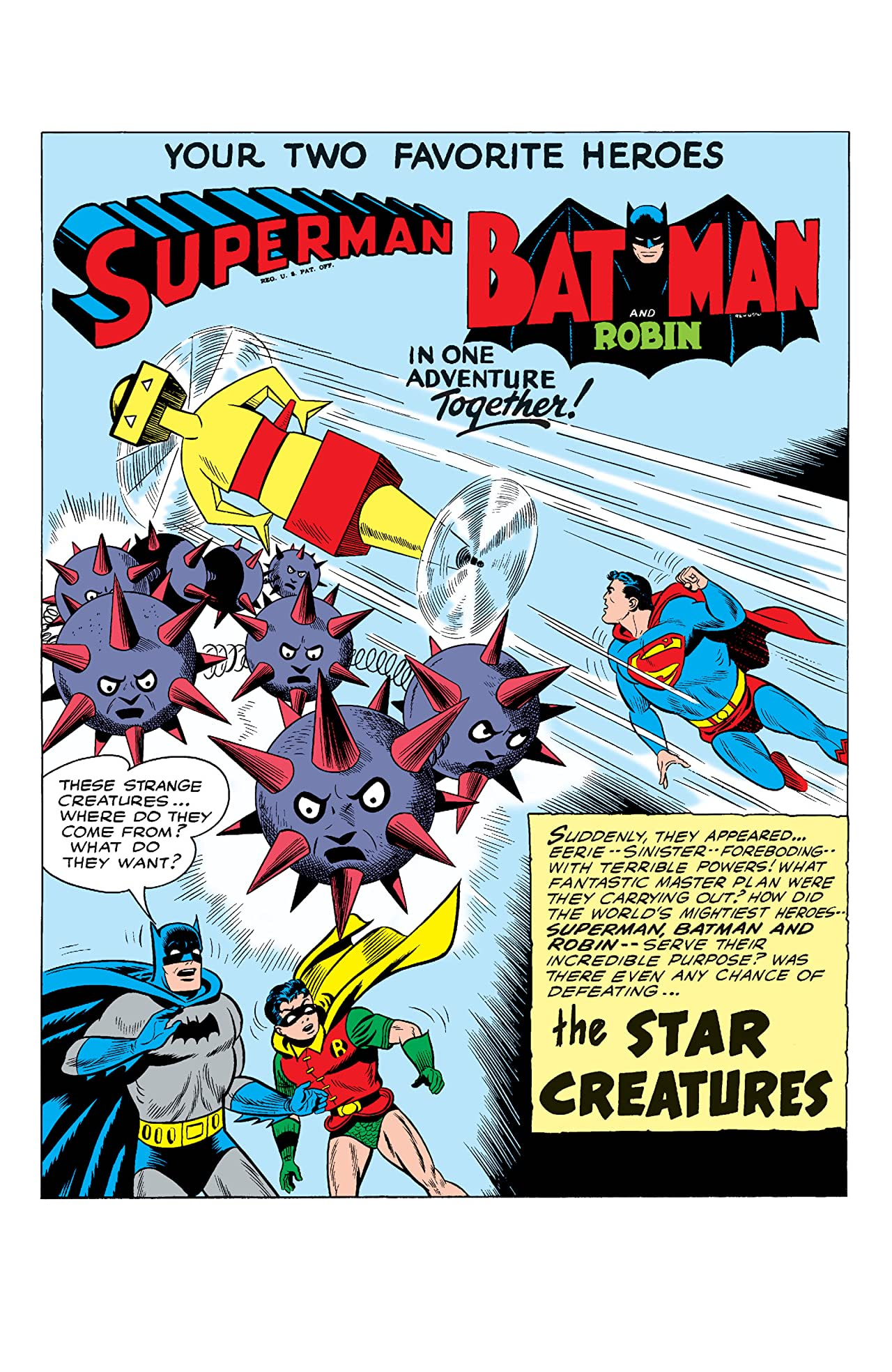 World's Finest Comics (1941-1986) #108