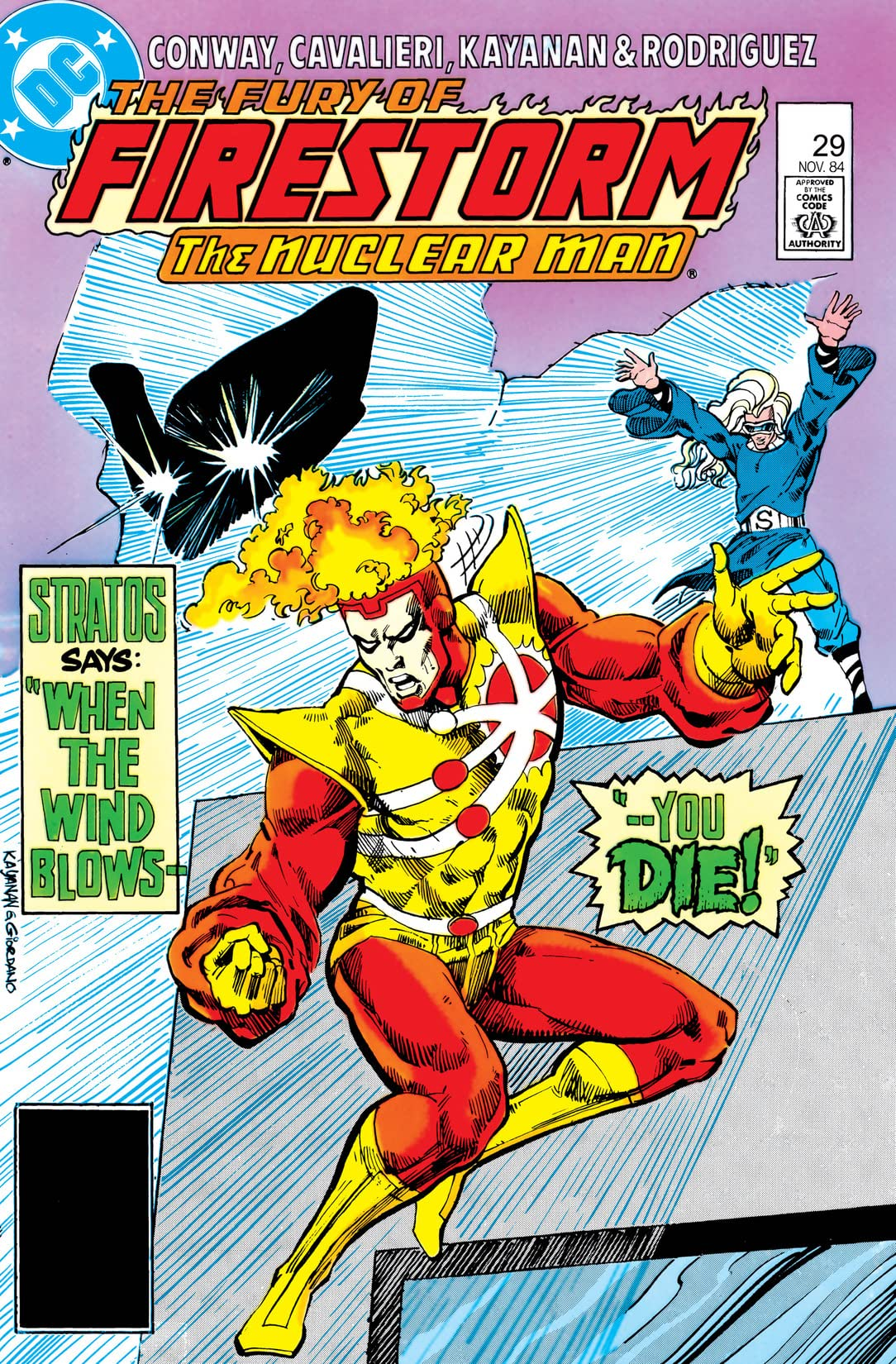 The Fury of Firestorm (1982-1990) #29