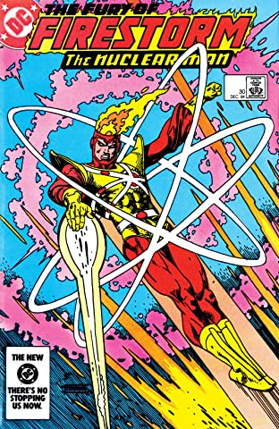 The Fury of Firestorm (1982-1990) #30