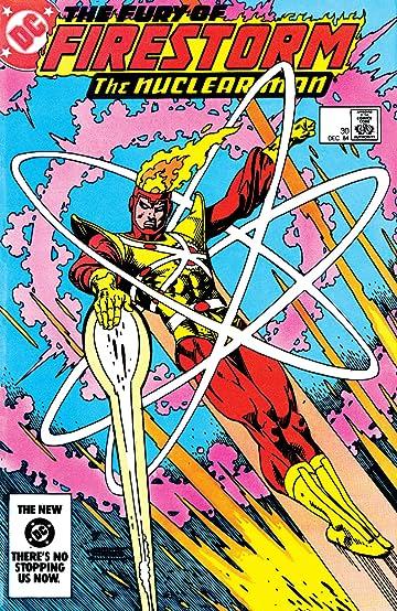 The Fury of Firestorm (1982-1990) #30