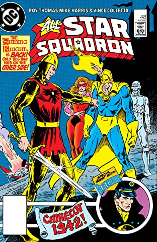 All-Star Squadron (1981-1987) #48