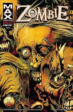 Zombie #2 (of 4)