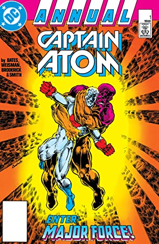 Captain Atom (1986-1991): Annual #1