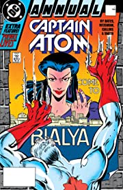 Captain Atom (1986-1991): Annual No.2