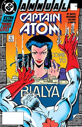 Captain Atom (1986-1991): Annual #2