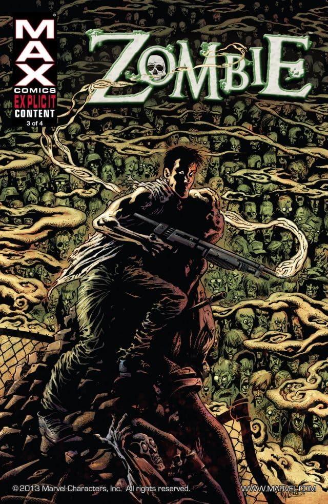 Zombie #3 (of 4)
