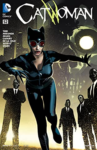 Catwoman (2011-) #52
