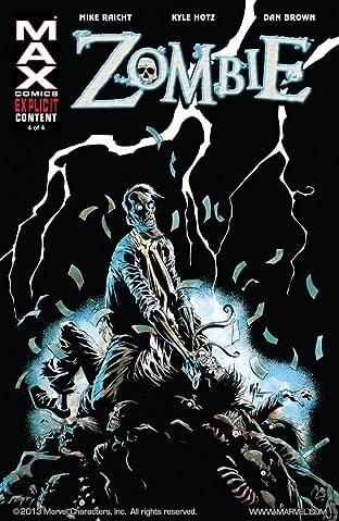 Zombie #4 (of 4)