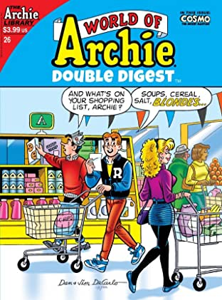 World of Archie Double Digest No.26