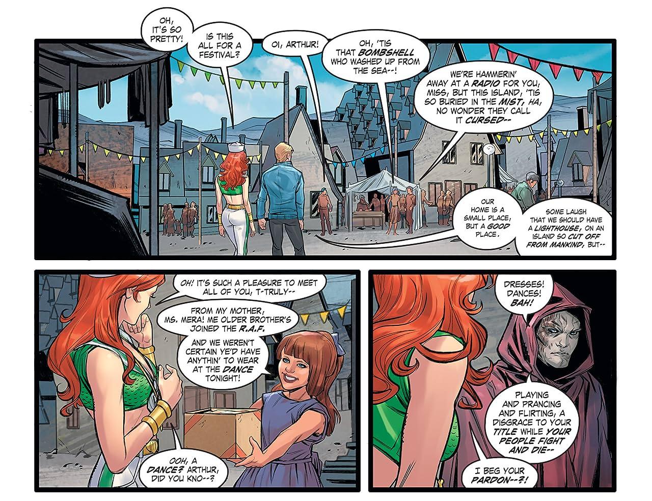 DC Comics: Bombshells (2015-2017) #43