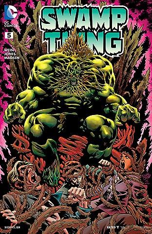 Swamp Thing (2016) #5