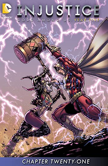 Injustice: Gods Among Us: Year Five (2015-2016) #21