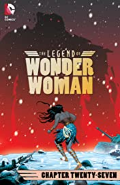 The Legend of Wonder Woman (2015-2016) #27