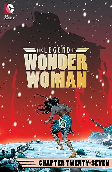 The Legend of Wonder Woman (2015-2016) #27