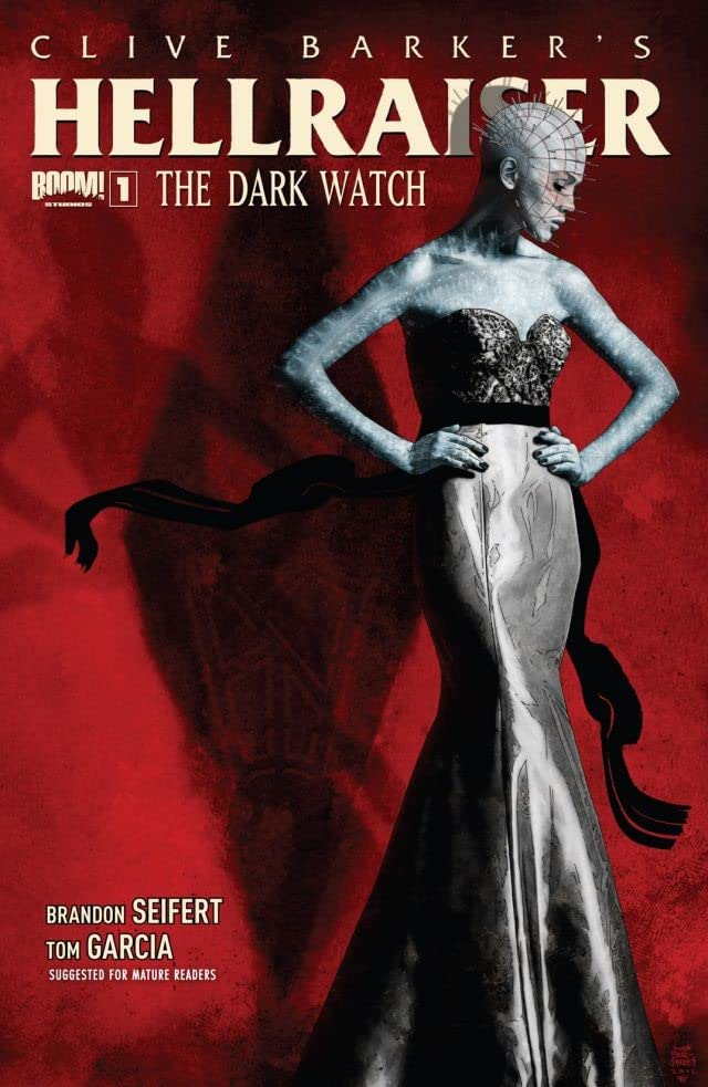 Hellraiser: The Dark Watch #1