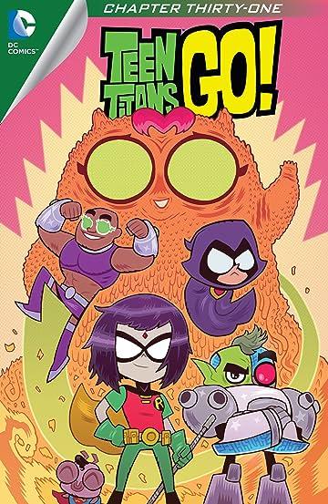 Teen Titans Go! (2013-) #31