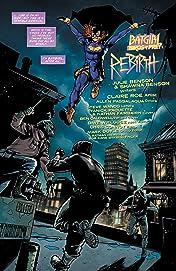 Batgirl and the Birds of Prey: Rebirth (2016) No.1