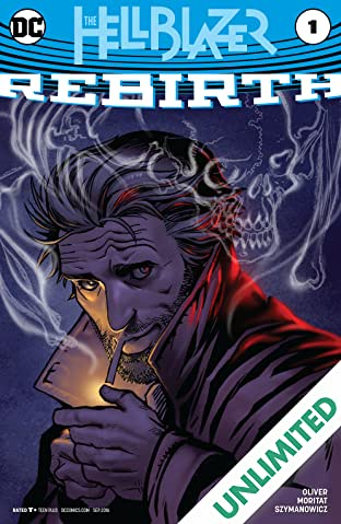 The Hellblazer: Rebirth (2016) #1