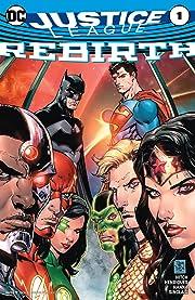 Justice League: Rebirth (2016) #1