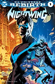 Nightwing (2016-) #1