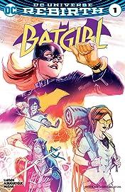 Batgirl (2016-) #1