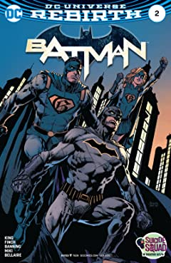 Batman (2016-) No.2
