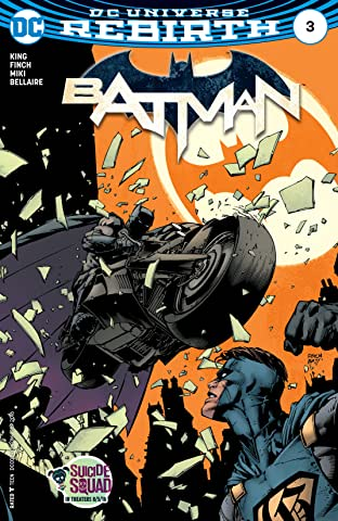 Batman (2016-) No.3