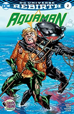 Aquaman (2016-) No.2
