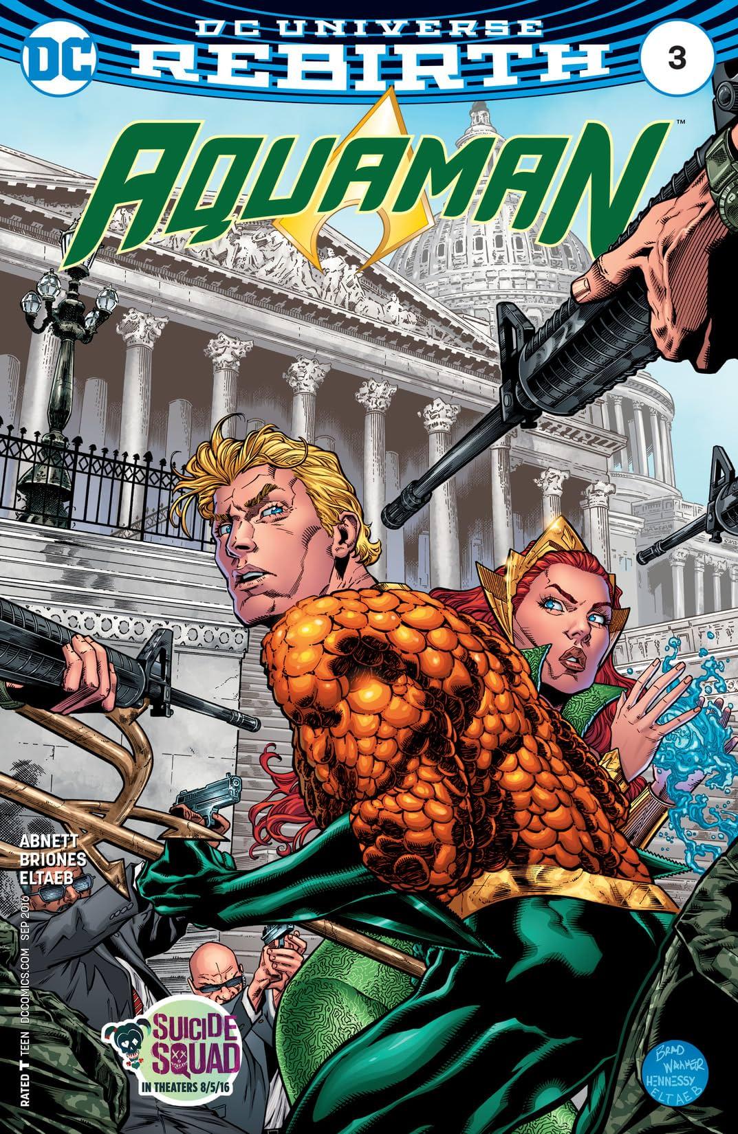 Aquaman (2016-) #3