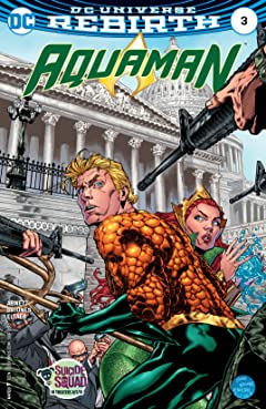 Aquaman (2016-) No.3