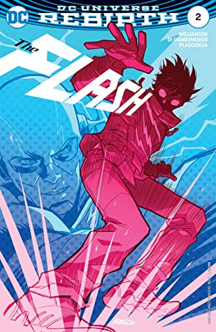 The Flash (2016-) No.2