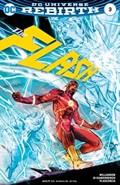 The Flash (2016-) No.3