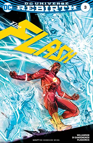 The Flash vol. 5 (2016-2018) 373615._SX312_QL80_TTD_