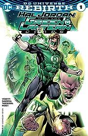 Hal Jordan and the Green Lantern Corps (2016-2018) #1
