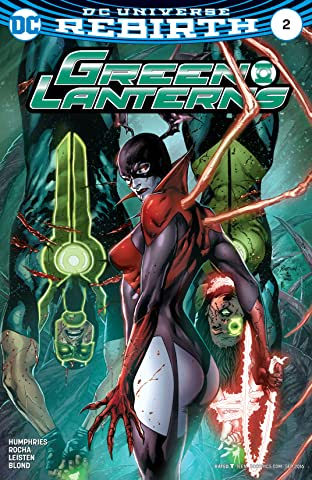 Green Lanterns (2016-) No.2